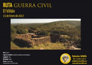 guerra civil_Enero_2017_Pedroches_Wildlife
